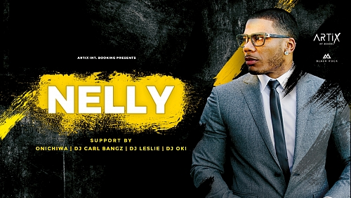 Nelly - Live on Stage -