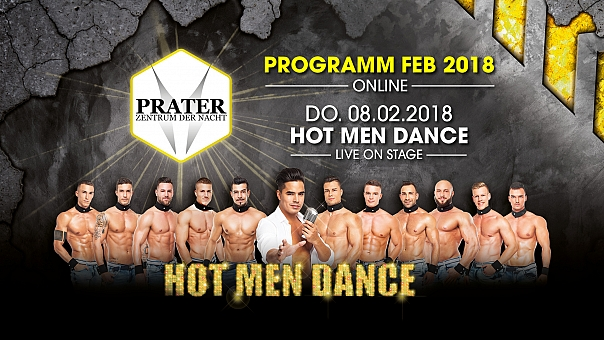 WEIBERFASTNACHT: HOT MEN DANCE -LIVE-