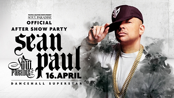 Recap of SEAN PAUL -live- @ PRATER BOCHUM