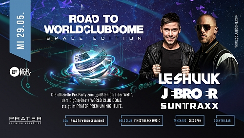 Road To WORLD CLUB DOME