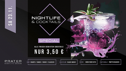 Nightlife & Cocktails